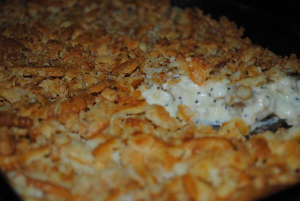 Ritz Cracker Chicken Casserole  Home Matters Creamy Chicken Casserole aka Cracker Chicken