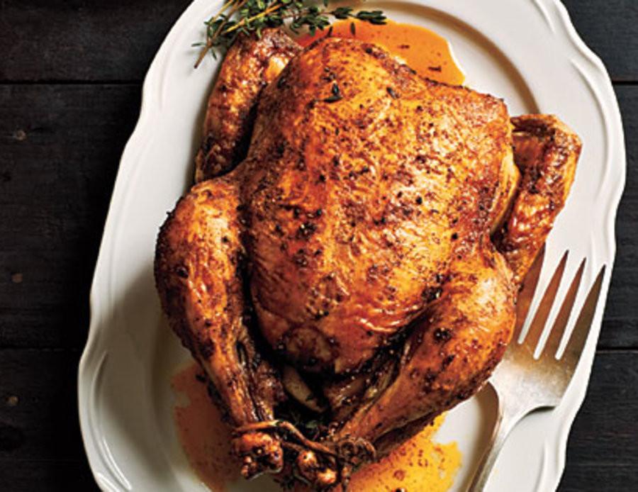 Roast A Whole Chicken  Classic Roast Chicken Recipe