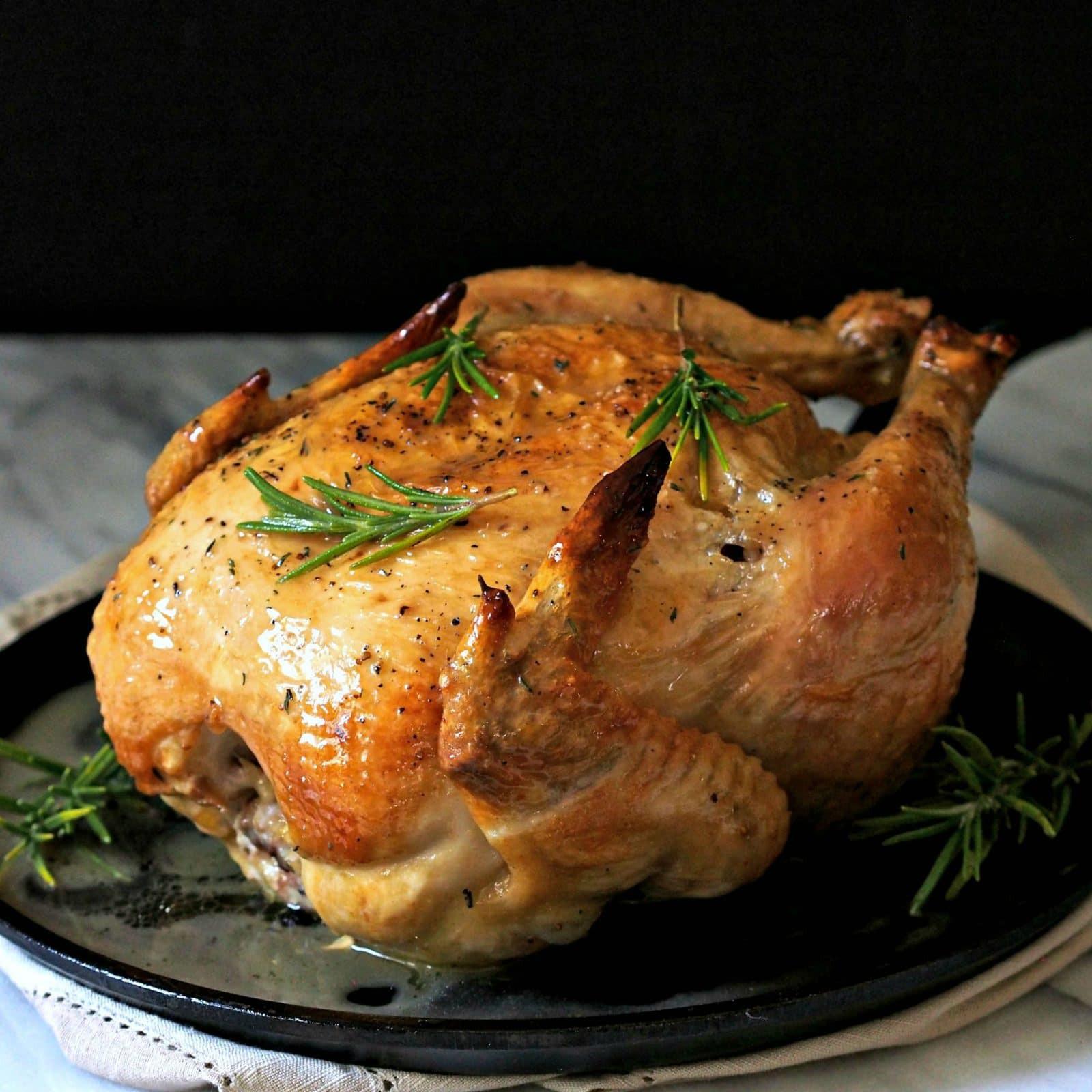 Roast A Whole Chicken  Perfect Roast Chicken
