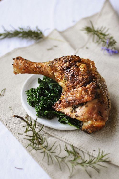 Roast Chicken Legs  Roasted chicken legs Chicken legs and Mess up on Pinterest