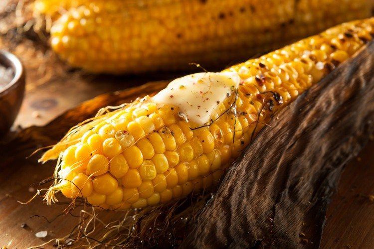 Roast Corn On Grill  Easy Oven Roasted Corn on the Cob