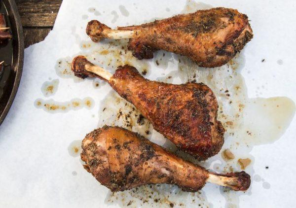 Roast Turkey Legs  How to Make Roasted Turkey Legs Lunch Recipe Health Club