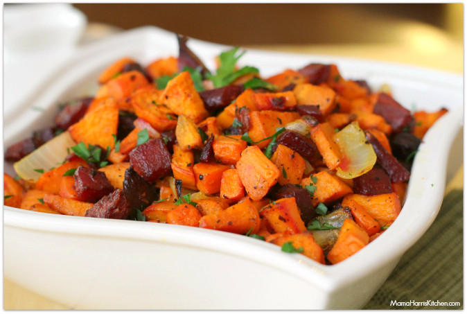 Roasted Beets And Sweet Potatoes  Roasted Sweet Potatoes Beets and Carrots
