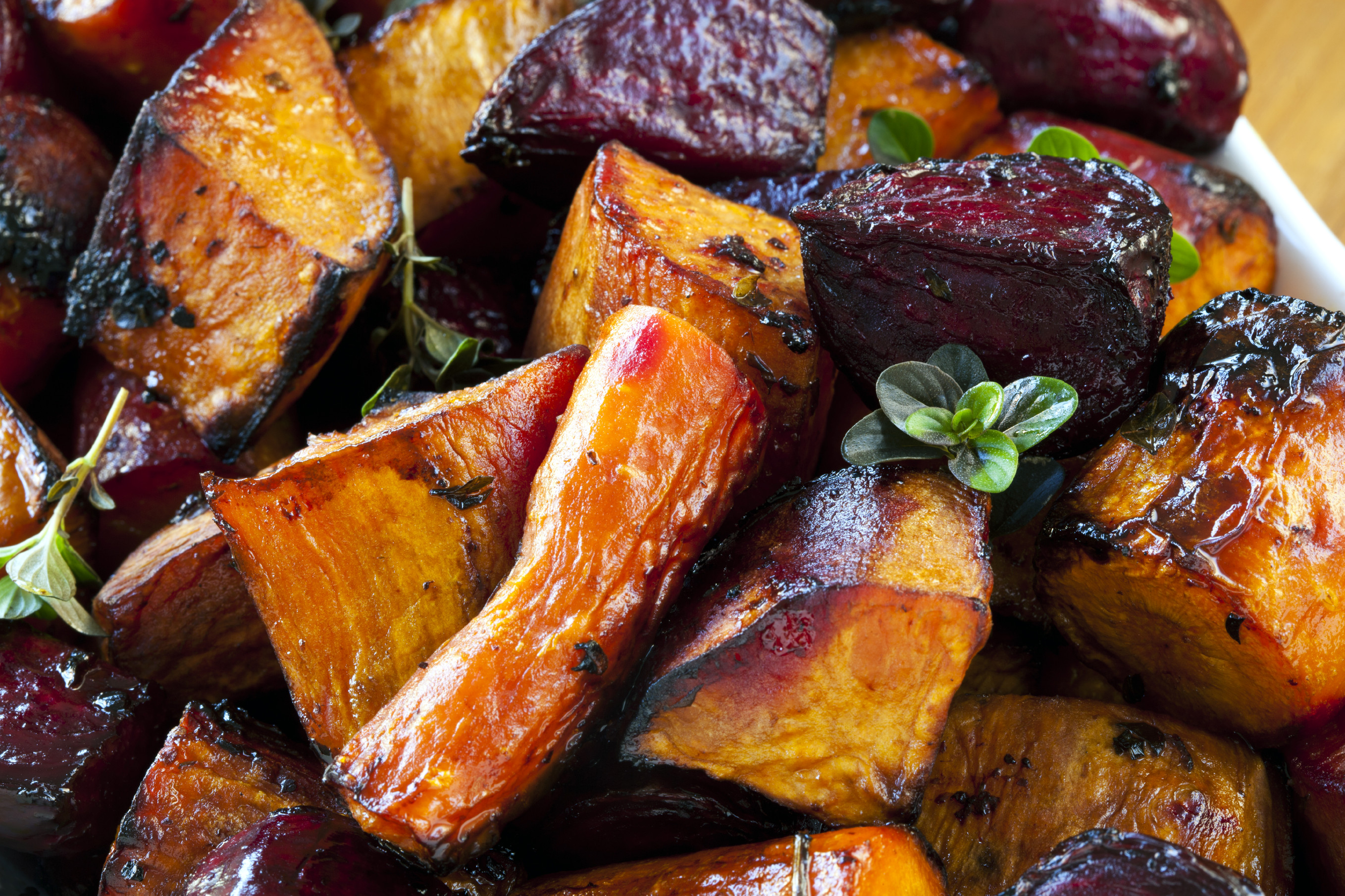 Roasted Beets And Sweet Potatoes  Anatomy of a Great Summer Salad Roche Bros Supermarkets