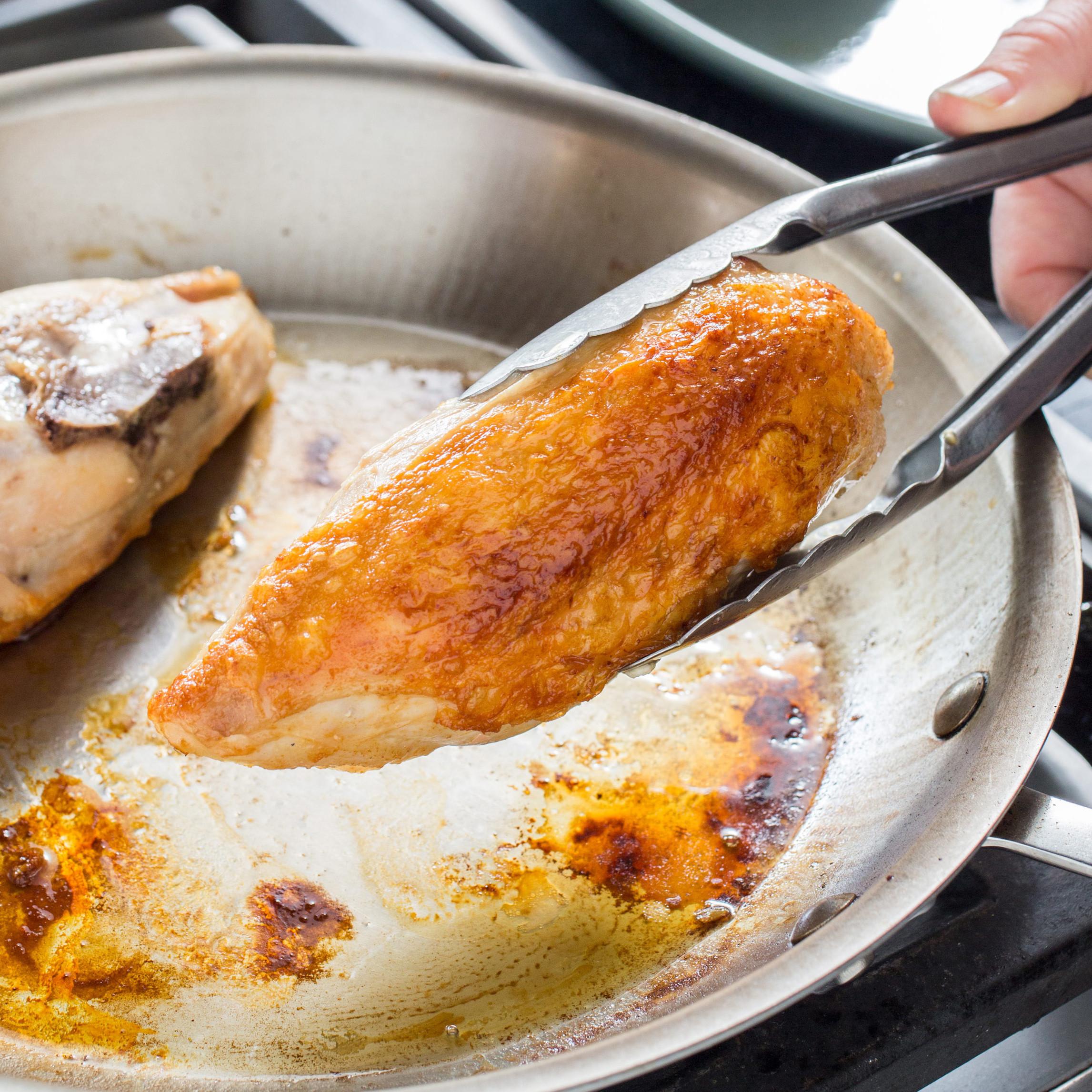 Roasted Bone In Chicken Breast  Roasted Bone In Chicken Breasts for Two