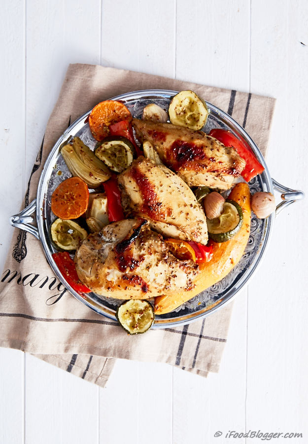 Roasted Bone In Chicken Breast  12 Best Bone in Chicken Breast Recipes i food blogger