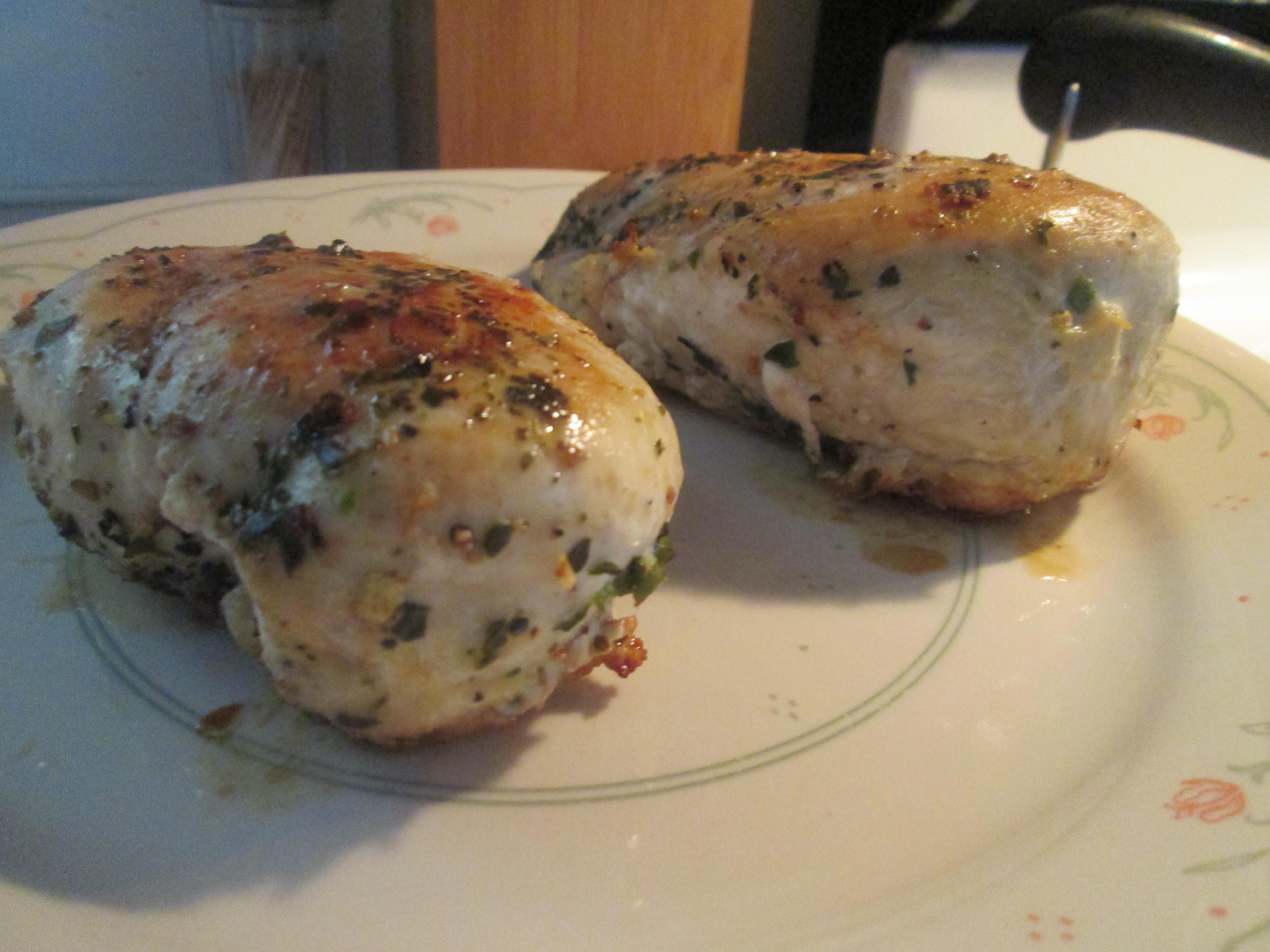 Roasted Boneless Chicken Breast  Pan Seared Oven Roasted Skinless Boneless Chicken Breast w