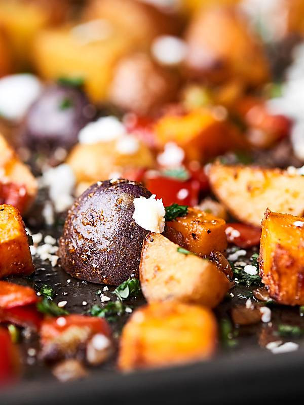 Roasted Breakfast Potatoes  Roasted Breakfast Potatoes Recipe Gluten Free Can be Vegan
