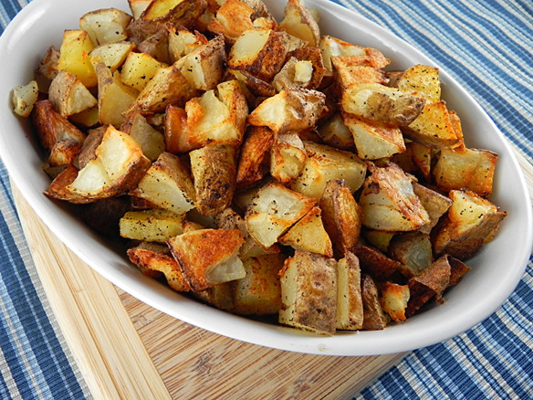 Roasted Breakfast Potatoes  Roasted Breakfast Potatoes Simplified Culinary Cory