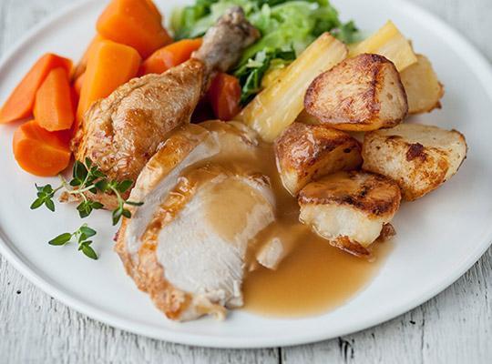 Roasted Chicken Dinners  Roast Chicken Dinner Recipes