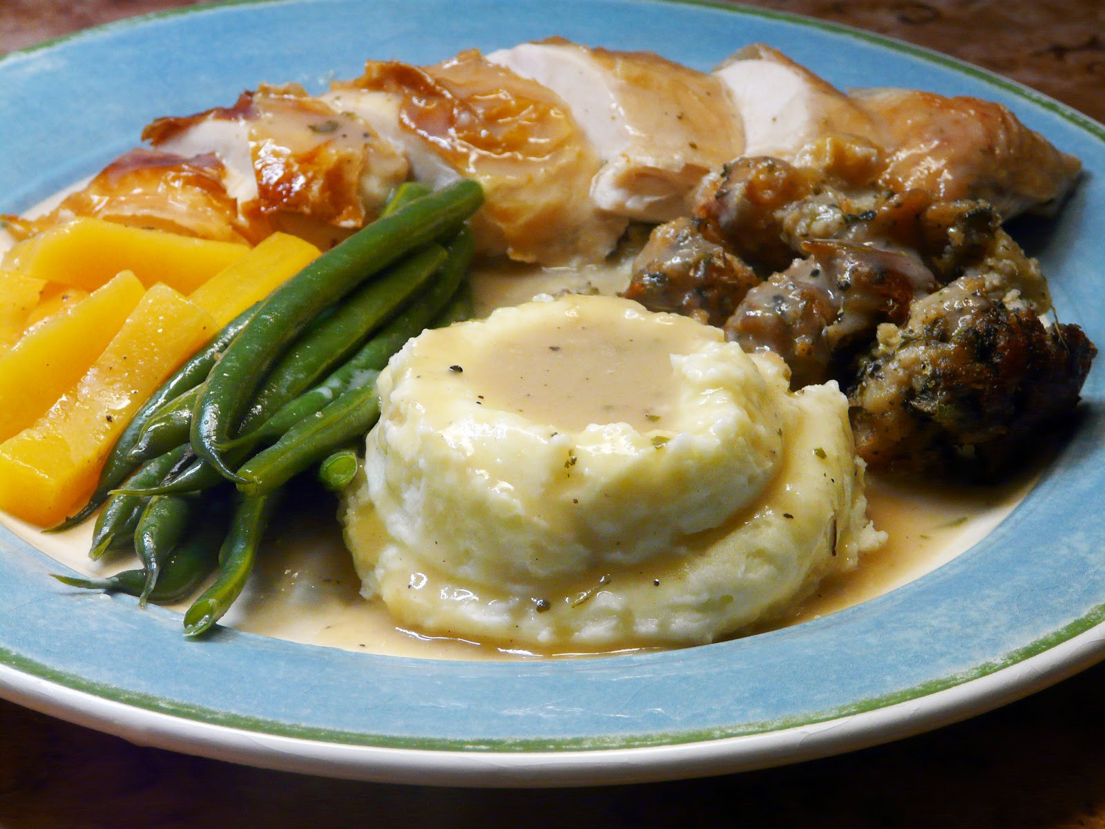 Roasted Chicken Dinners  Thibeault s Table Roast Chicken Dinner