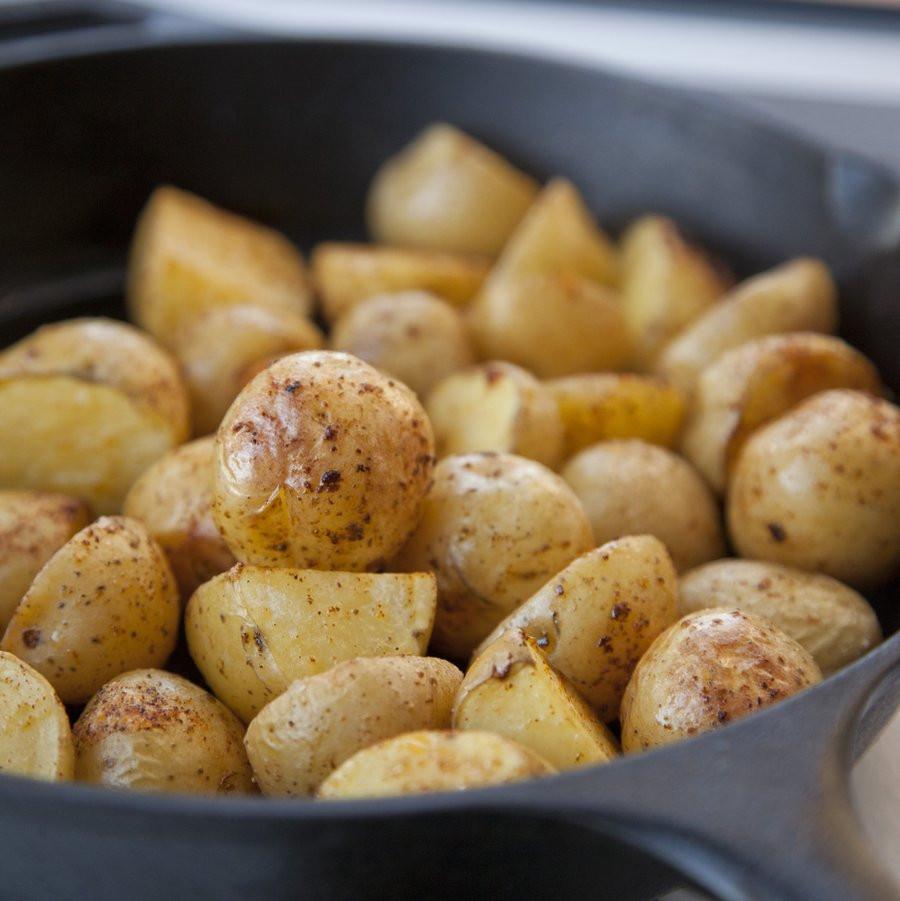 Roasted Gold Potatoes  UrbanCookery Roasted Yukon Gold Potatoes