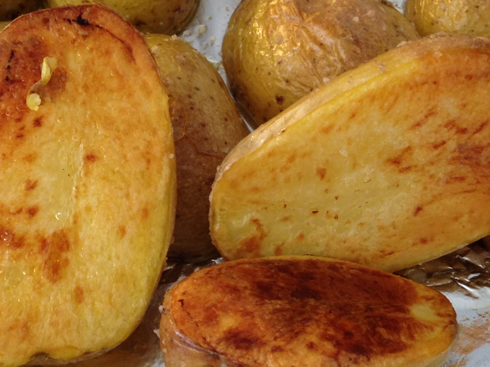 Roasted Gold Potatoes  How To Make Roasted Yukon Gold Potatoes Living Trader
