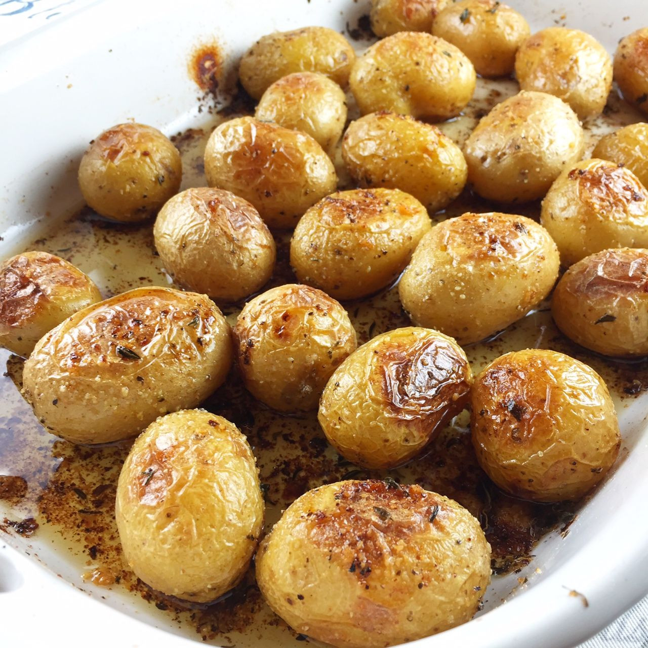Roasted Gold Potatoes  Roasted Honey Gold Potatoes Food & Recipes