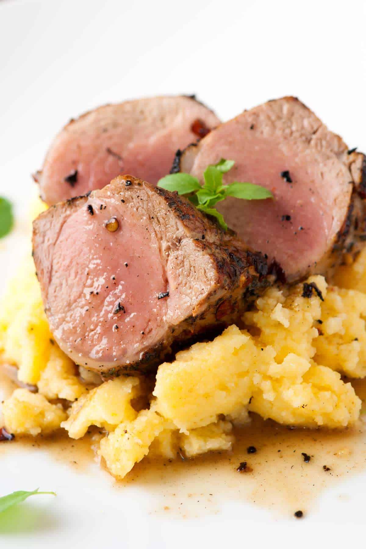 Roasted Pork Loin  30 Minute Roasted Pork Tenderloin Recipe
