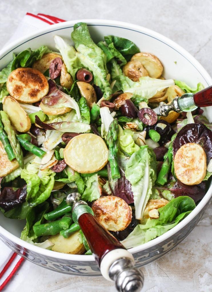 Roasted Potato Salad  Roasted Potato Salad Orchard Street Kitchen