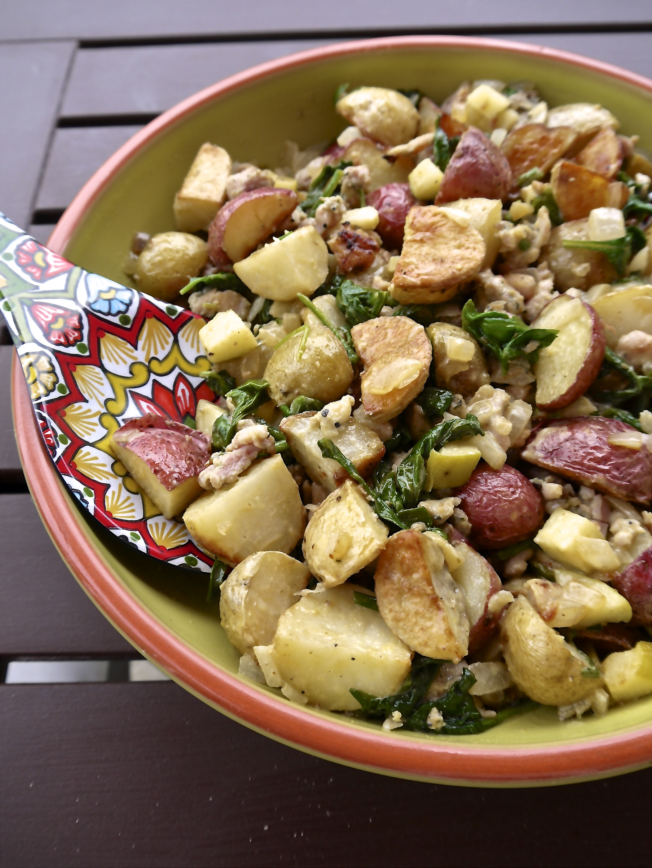 Roasted Potato Salad  Roasted Potato Salad