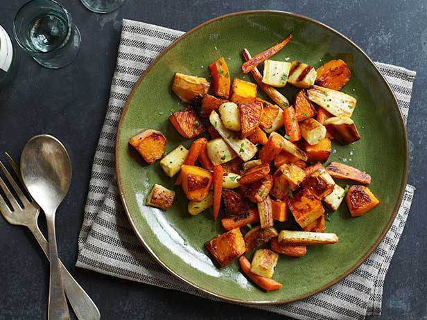 Roasted Root Vegetables Barefoot Contessa  1000 images about Roasting Ve ables on Pinterest