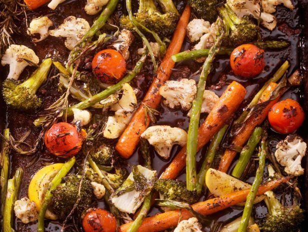 Roasted Root Vegetables Barefoot Contessa  Burnt Veggies Are the Latest Thing