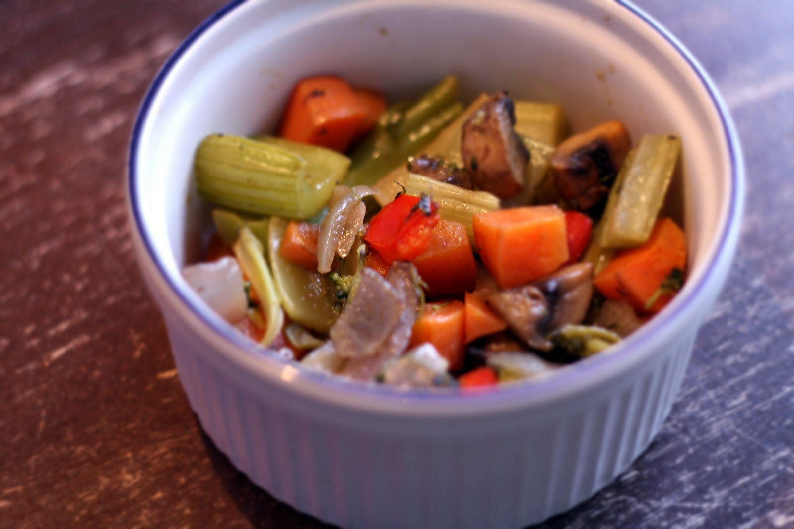 Roasted Root Vegetables Barefoot Contessa  Veggie Tales The Escapades of a New Vegan Pan Roasted