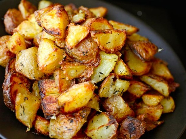 Roasted Russet Potatoes  Gallery 13 Crispy and Creamy Potato Recipes for Your
