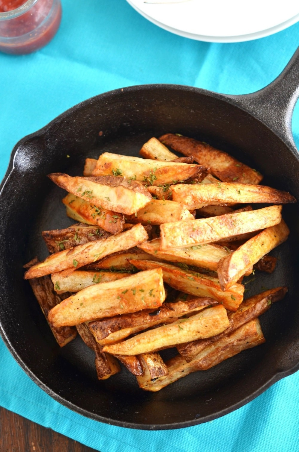 Roasted Russet Potatoes  Roasted Rosemary Russet Potato Wedges 24 Carrot Kitchen