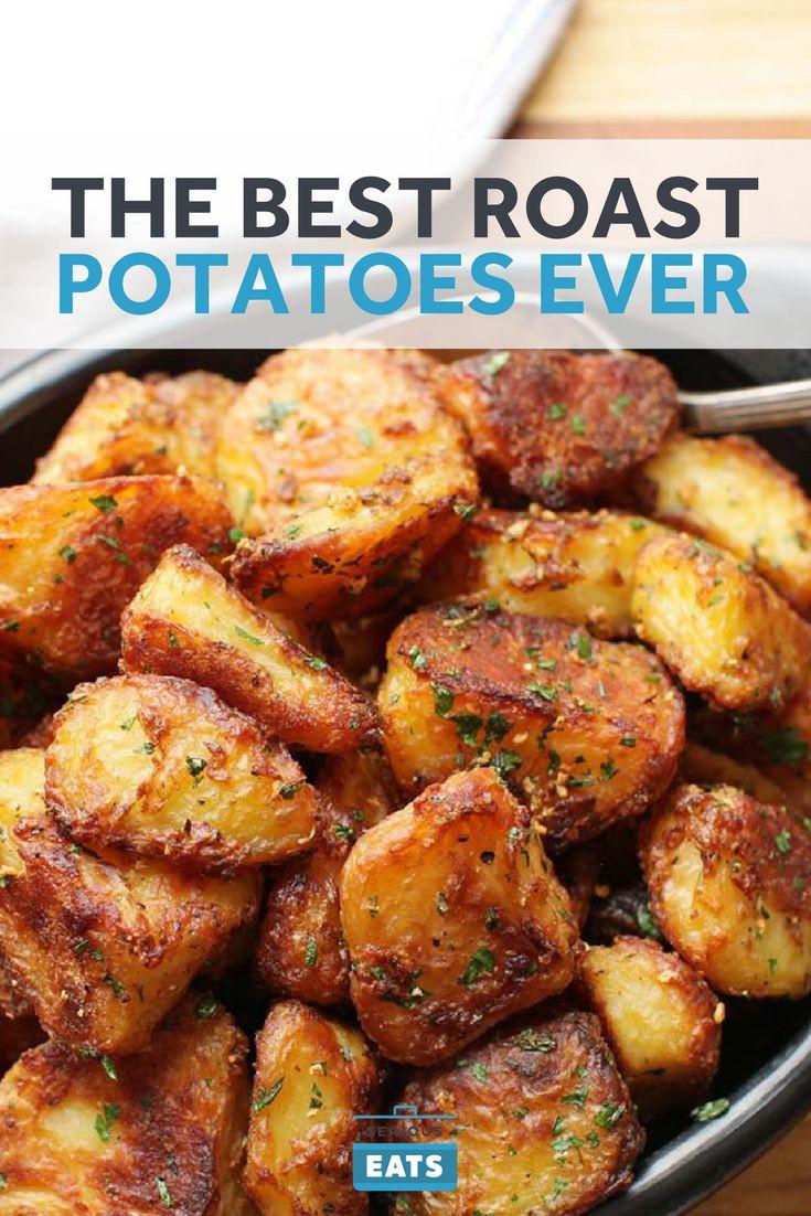 Roasted Russet Potatoes  25 best ideas about Potatoes on Pinterest