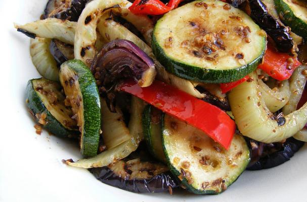 Roasted Summer Vegetables  Foodista