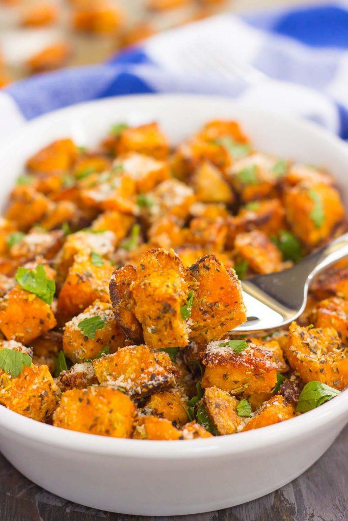 Roasted Sweet Potato Recipe  healthy baked sweet potato recipes