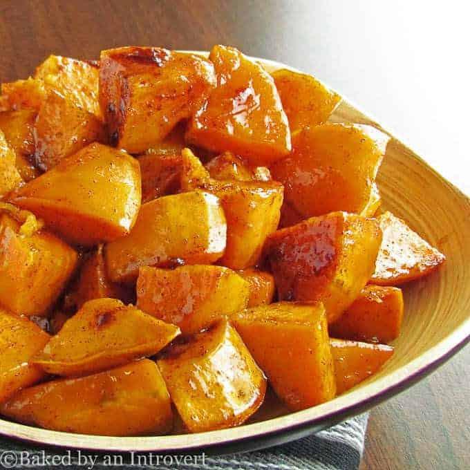Roasted Sweet Potatoes Brown Sugar  Roasted Sweet Potatoes