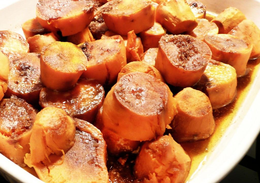Roasted Sweet Potatoes Brown Sugar  Roasted Sweet Potatoes with Brown Sugar and Cinnamon The