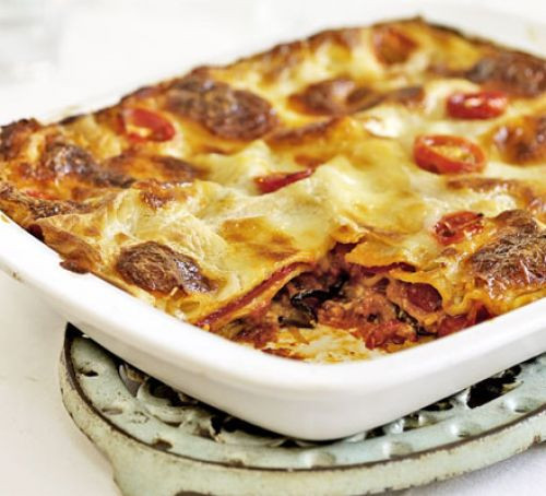 Roasted Vegetable Lasagna  Roasted ve able lasagne recipe