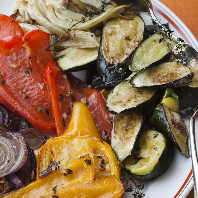 Roasted Vegetables Barefoot Contessa  roasted root ve ables barefoot contessa
