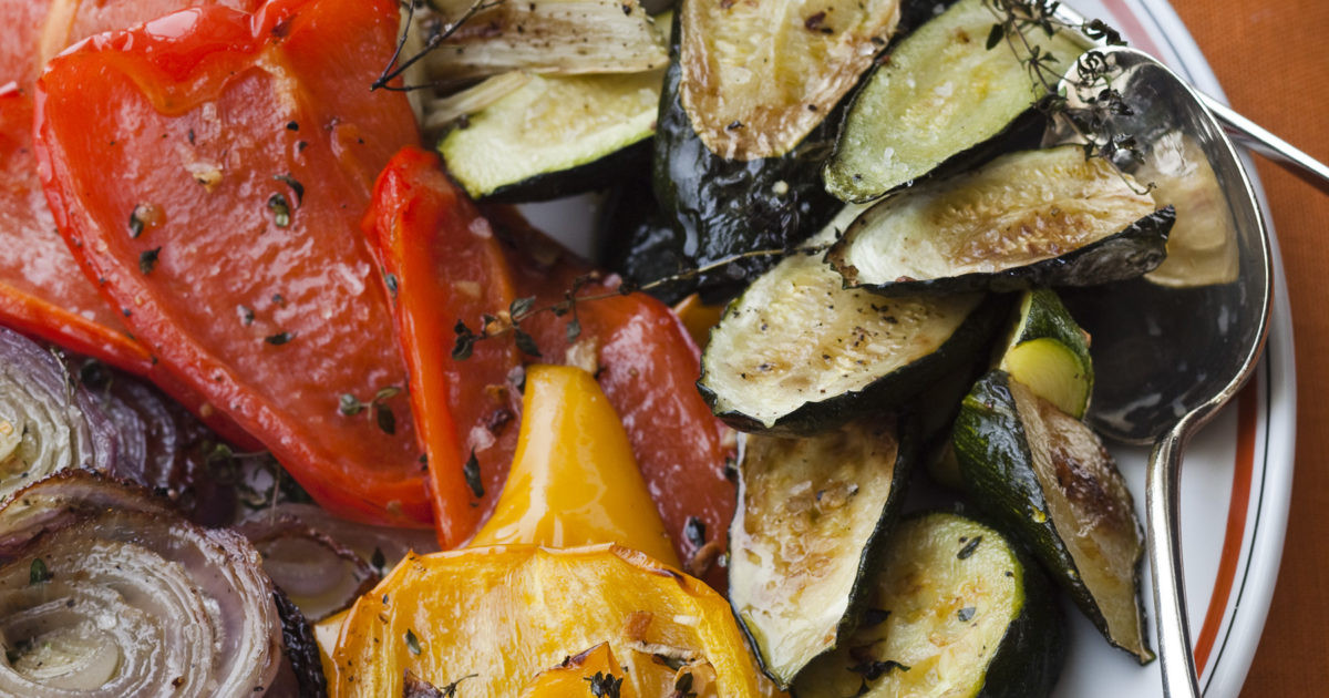 Roasted Vegetables Barefoot Contessa  Roasted Summer Ve ables Recipes