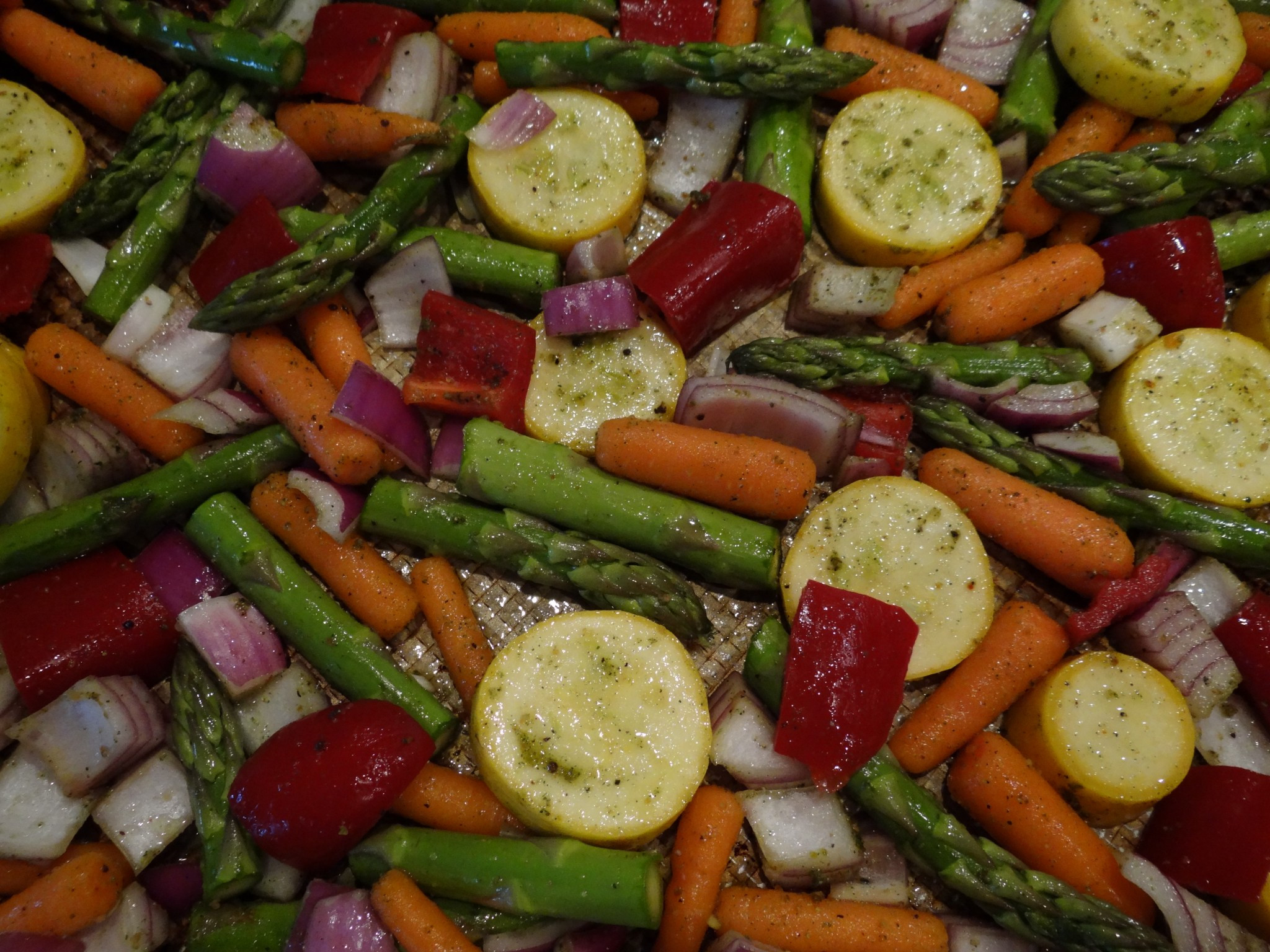 Roasted Vegetables Oven  Oven Roasted Ve ables