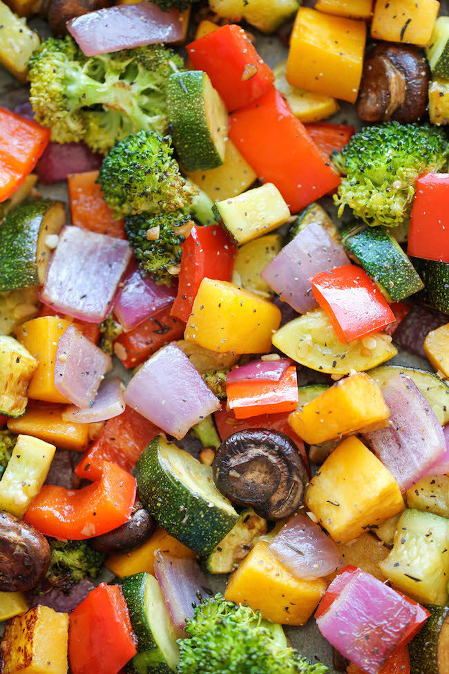 Roasted Vegetables Recipes  26 simple last minute recipes that will save your