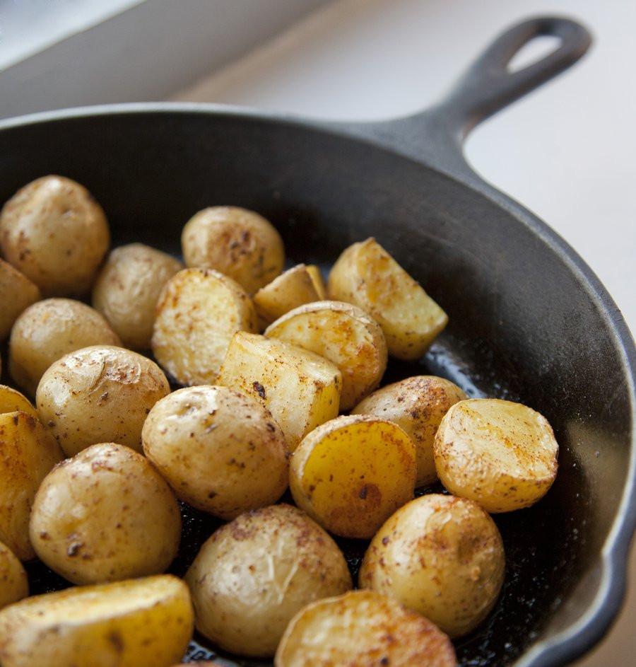 Roasted Yukon Gold Potatoes  UrbanCookery Roasted Yukon Gold Potatoes