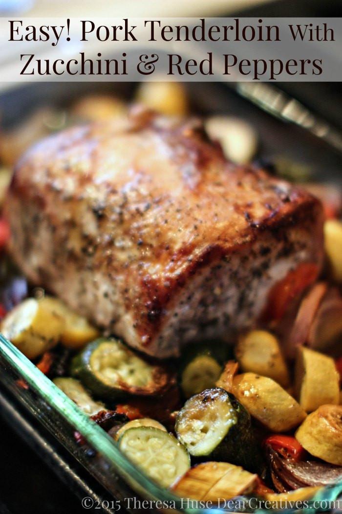 Roasting Pork Tenderloin  Pork Tenderloin Recipe Easy And Delicious Roast Pork