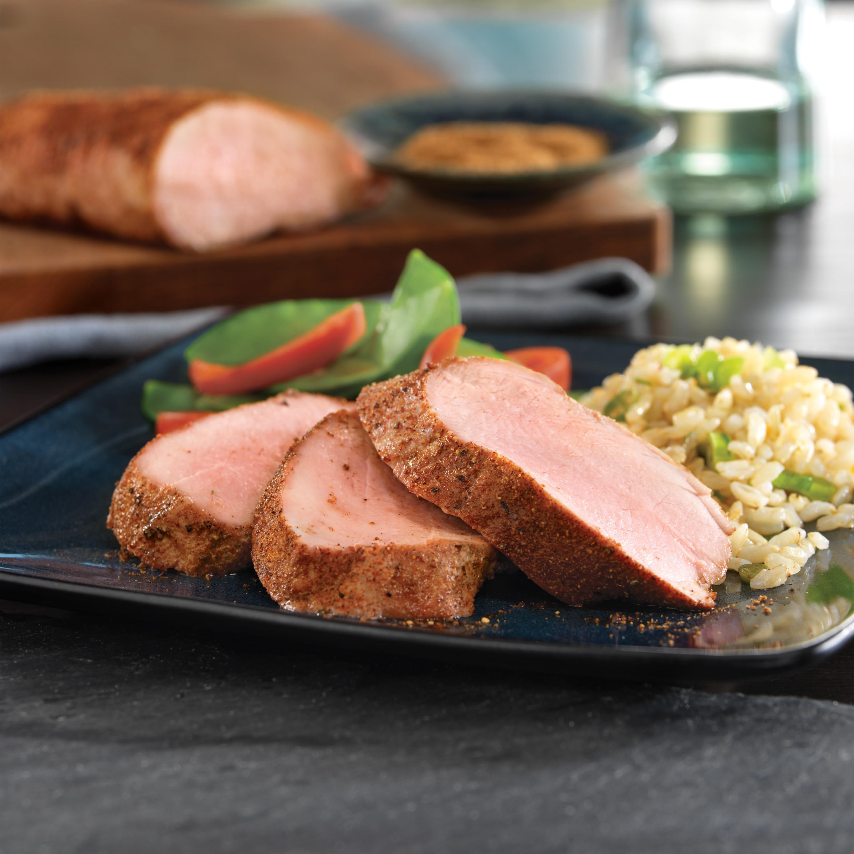Roasting Pork Tenderloin  Roasted Pork Tenderloin with Asian Dry Rub Pork Recipes