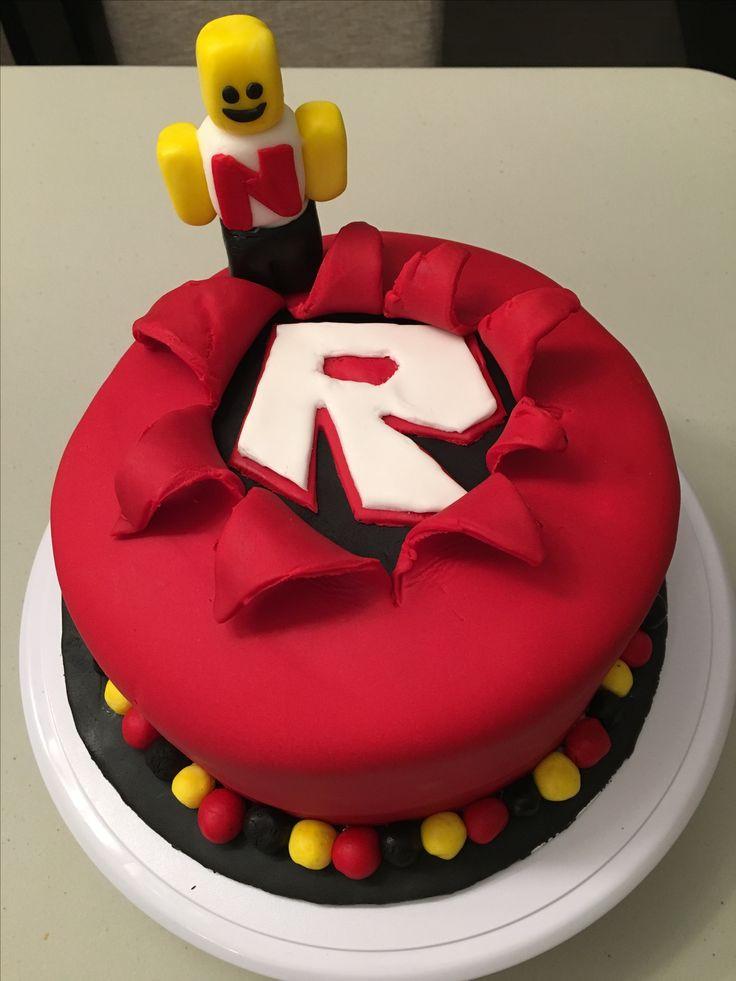 Roblox Birthday Cake  De 66 bästa Roblox Birthday Party Ideas bilderna på