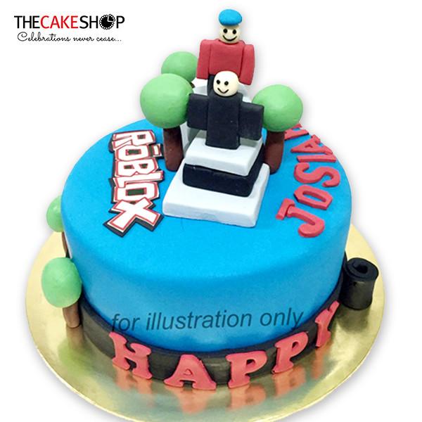 Roblox Birthday Cake  TSTF65 Roblox 3D