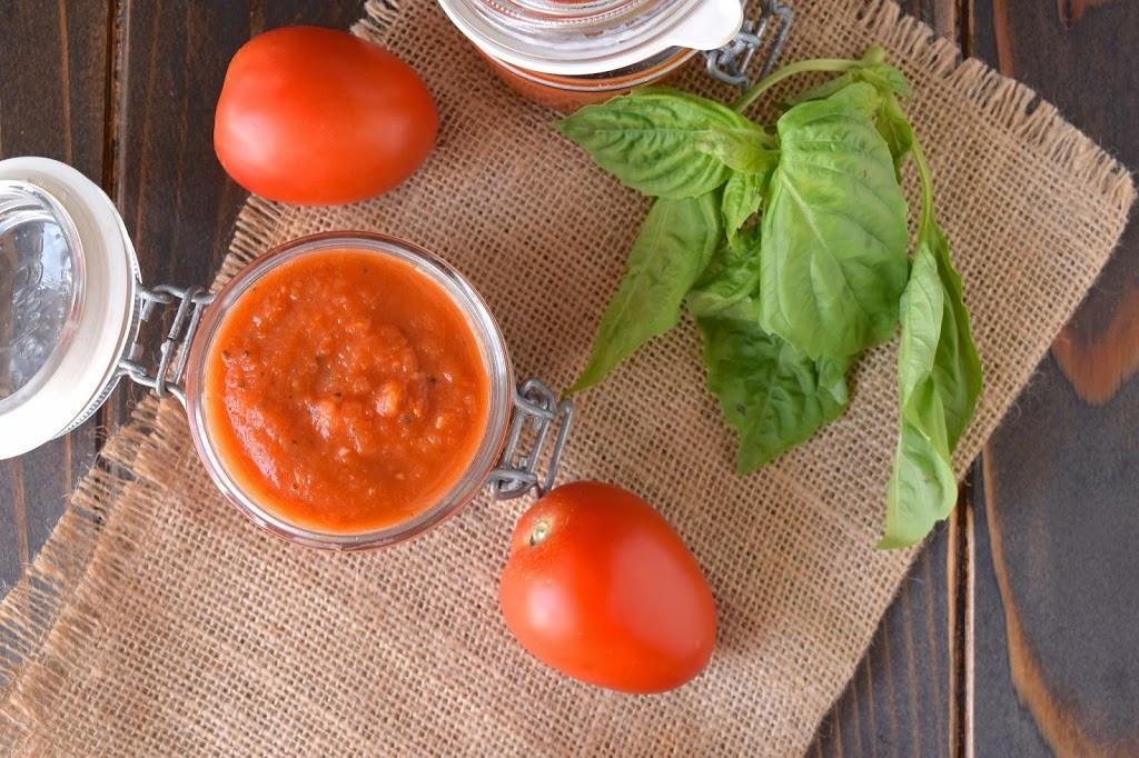 Roma Tomato Sauce  Roasted Tomato Sauce