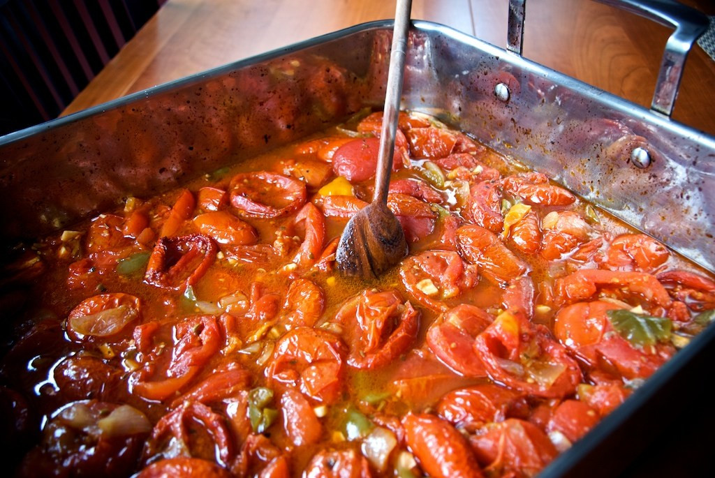 Roma Tomato Sauce  Slow Roasted Plum Tomato Sauce – Cuizoo