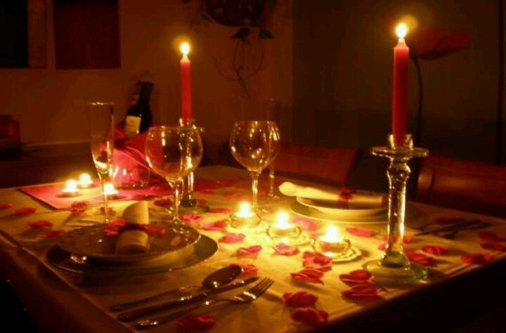 Romantic Dinner For Two  1000 images about Romantic dinner for two on Pinterest