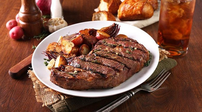 Romantic Dinners Recipes For Two  Easy Valentines Dinner Recipes for Two Marinated Steak