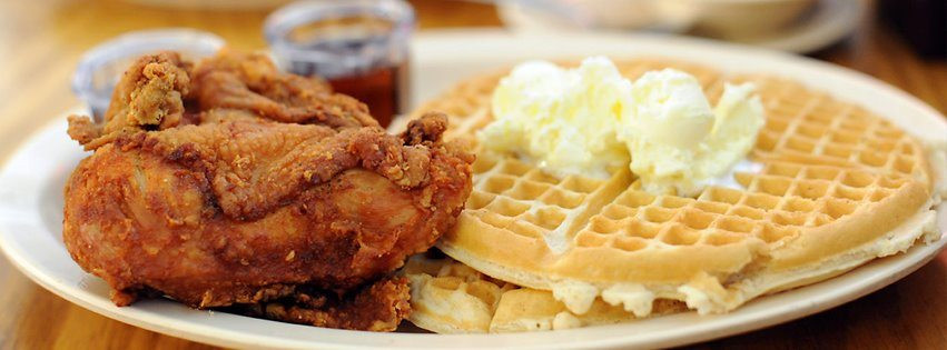 Roscoe'S Chicken And Waffles Anaheim  Best Chicken and Waffles in the U S