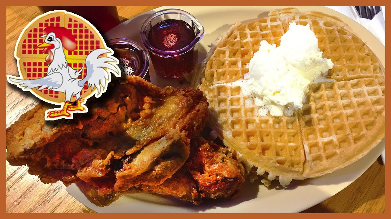 Roscoe'S Chicken And Waffles Anaheim  Roscoe s House of Chicken and Waffles • In Restaurant