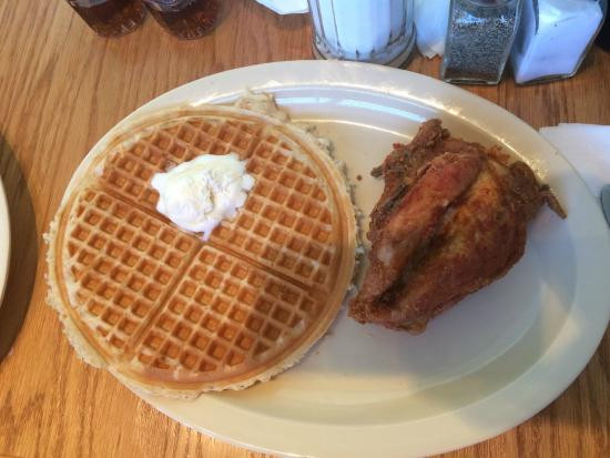 Roscoe'S Chicken And Waffles Anaheim  Roscoe s Menu prices Picture of Roscoes House of Chicken