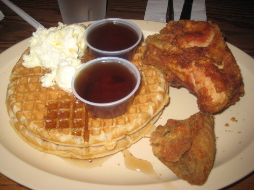 Roscoe'S Chicken And Waffles Anaheim  roscoe s chicken and waffles on Tumblr