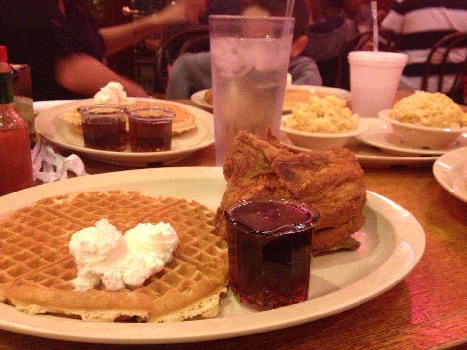 Roscoe'S Chicken And Waffles Anaheim  New Anaheim